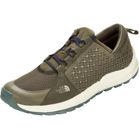 The North Face Mountain Sneaker Shoes Herr beech green/urban navy